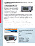 M91 FastHall Measurement Controller Brochure