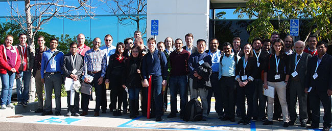 Quantum Design Hosts Tours for MMM-Intermag Conference