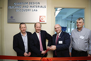 Quantum Design Takes Part in Workshop and Teaching Lab Inauguration at Columbia University