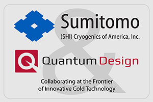 Quantum Design and Sumitomo Cryogenics of America, Inc. Announce Collaboration