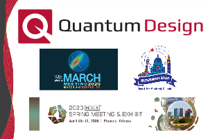 Quantum Design Product Update March 2020